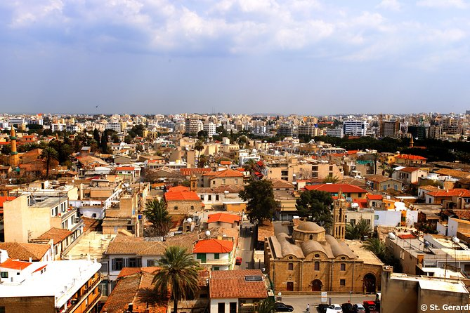 Nicosia City Tour from Larnaca