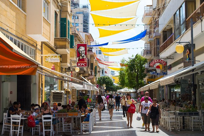 Nicosia City Tour from Ayia Napa
