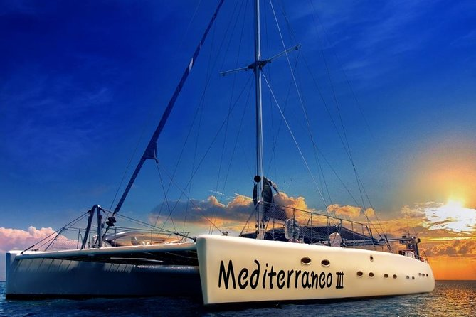 Mediterraneo Catamaran Sunset Cruise from Ayia Napa