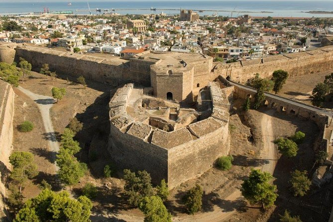 Famagusta and Salamis Excursion from Larnaca