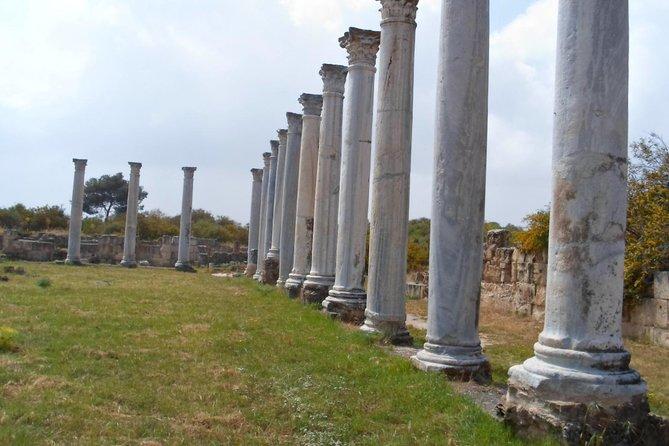 Excursion à Famagouste et Salamis depuis Ayia Napa
