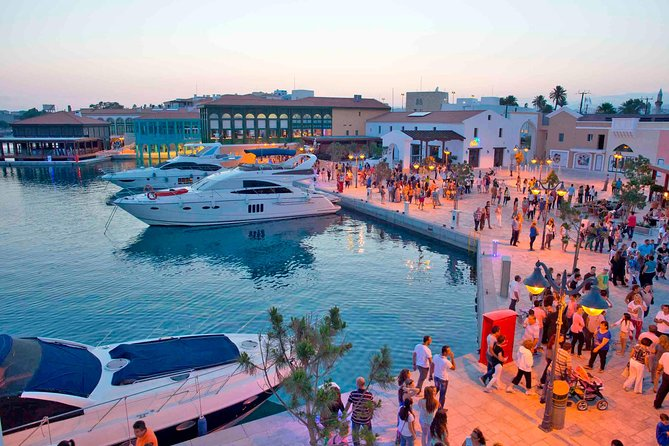 Discover Cyprus Coach Excursion from Protaras