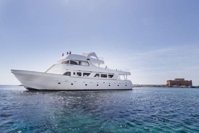 Blue Lagoon Ocean Blue Cruise from Latchi