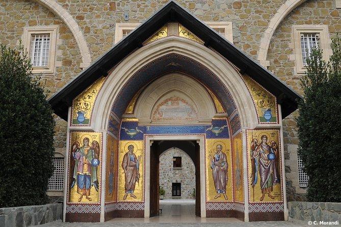 Excursion du monastère de Kykkos et du village de Kakopetria depuis Ayia Napa