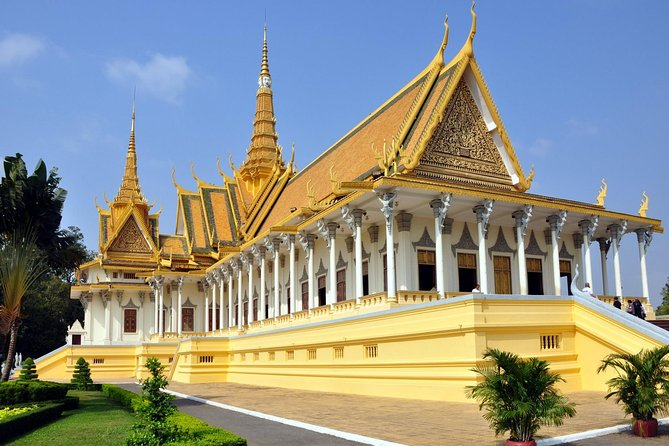 Full-day Private Phnom Penh National Museum and Royal Palace Tour photo 3