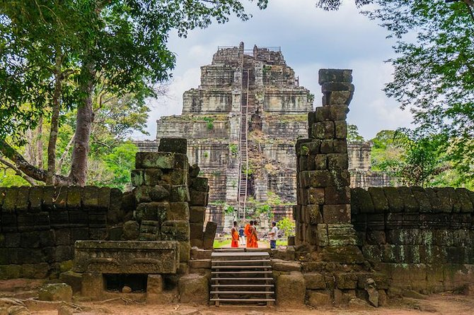 Beng Melea y Koh Ker Temple - Tour en grupo