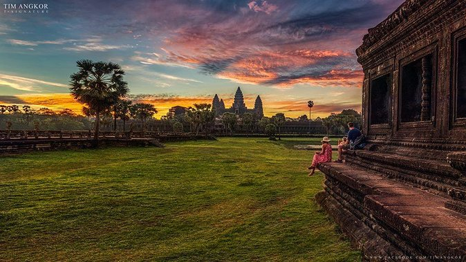 Angkor Wat Private Full Day Tour from Siem Reap photo 2