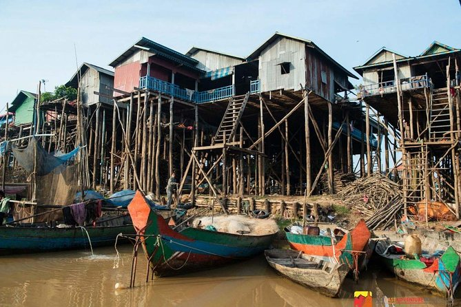 Half-Day Kompong Phluk, Tonle Sap Lake from Siem Reap