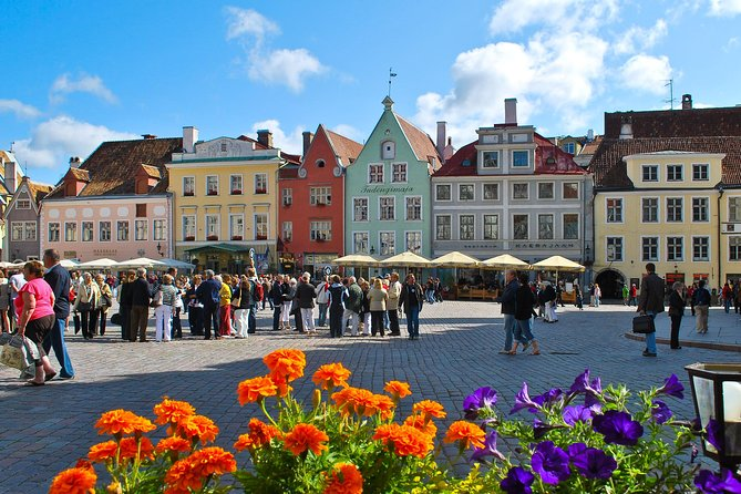 The Best of The Baltic Highlights in 8 days, 4* hotels tour