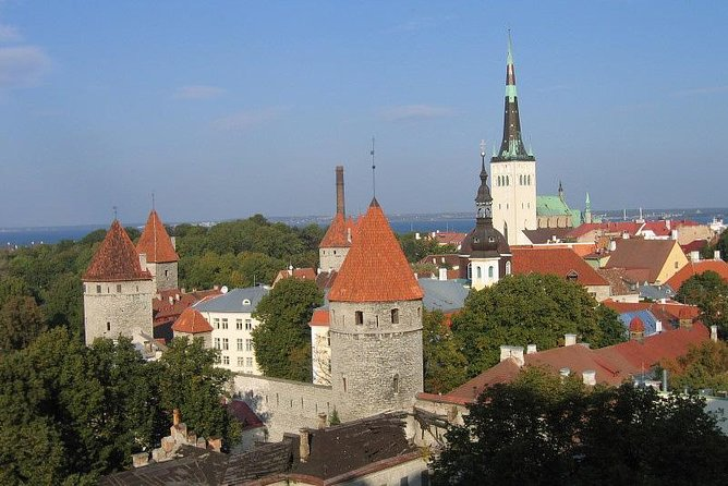 Estonian Opera Tour 2016 from Tallinn