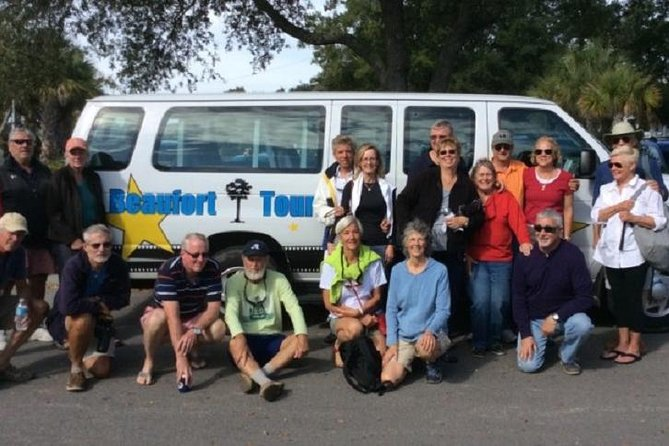 History and Movie Tour of Beaufort by Van