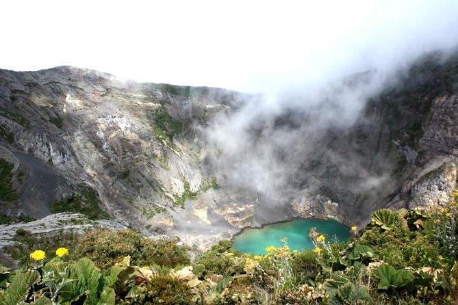 Combo Tour : Irazu Volcano/Orosi Valley/Lankester Garden