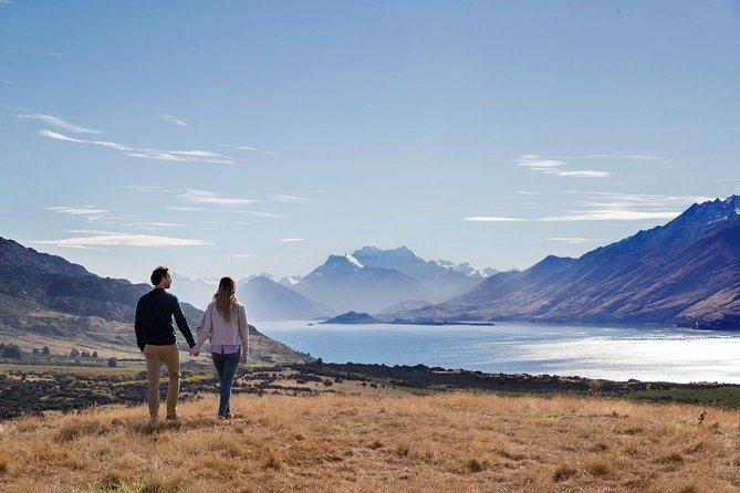 Lake Wakatipu Cruise Including Mt Nicholas High Country Farm Tour and Lunch
