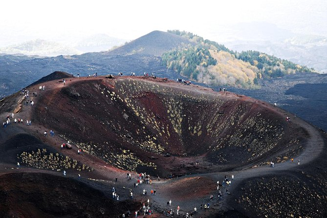 Half-day Mount Etna Trek and Lava Cave Visit from Catania