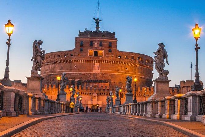 Rome: visite de trois heures du château Saint-Ange et de la basilique Saint-Pierre
