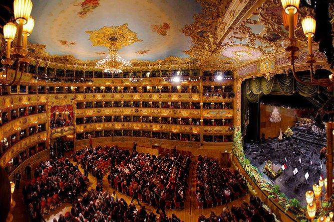 La Fenice Theater guided tour in Venice