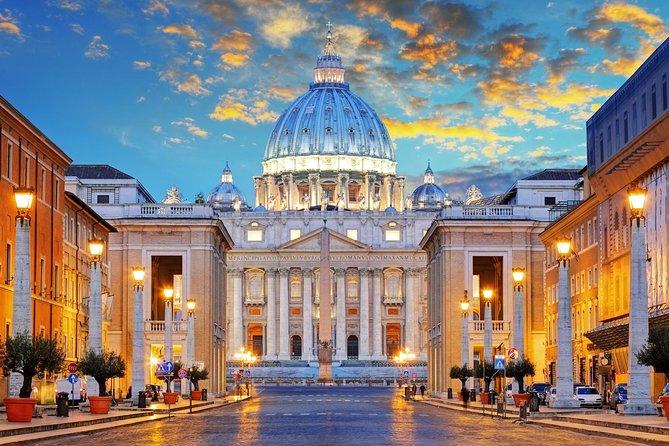 Vatican Museums & Sistine Chapel Private Evening Tour
