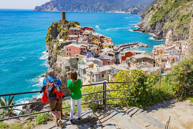 Private tour of Cinque Terre from La Spezia Cruise Port