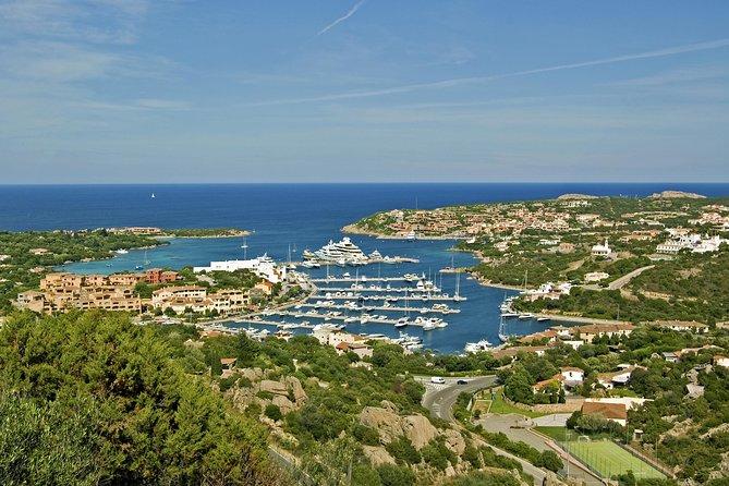 Sardinia's Costa Smeralda Minivan Tour With Winery Visit