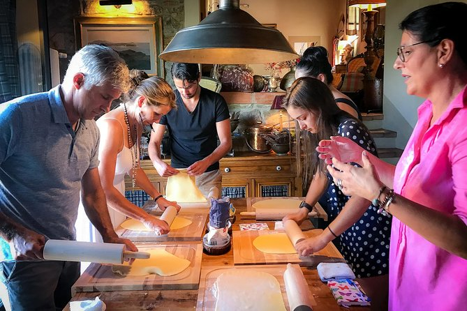 Typical Tuscan Cooking Class in Florence