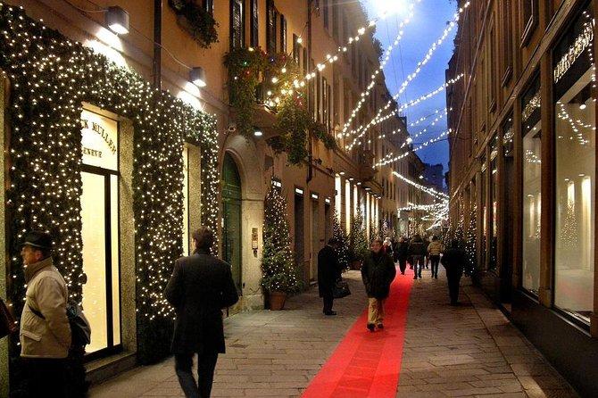 Milan Personal Shopper Experience in the Via Montenapoleone District