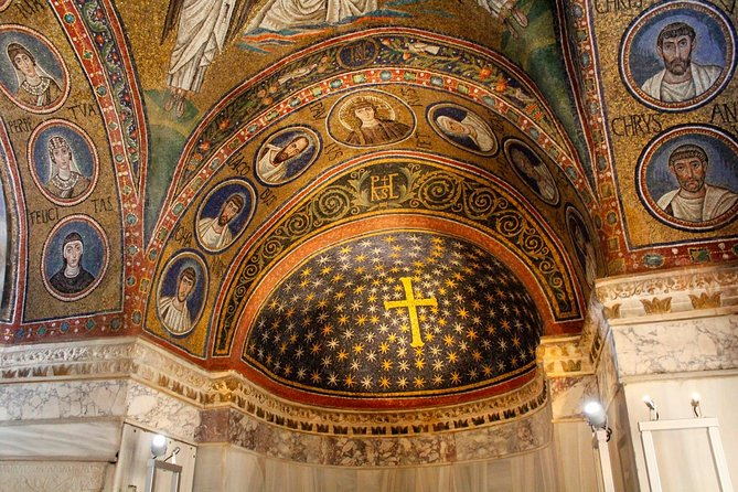 Ravenna 3-Hour Private Walking Tour