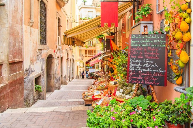 2-hour Private Sightseeing Tour of Taormina