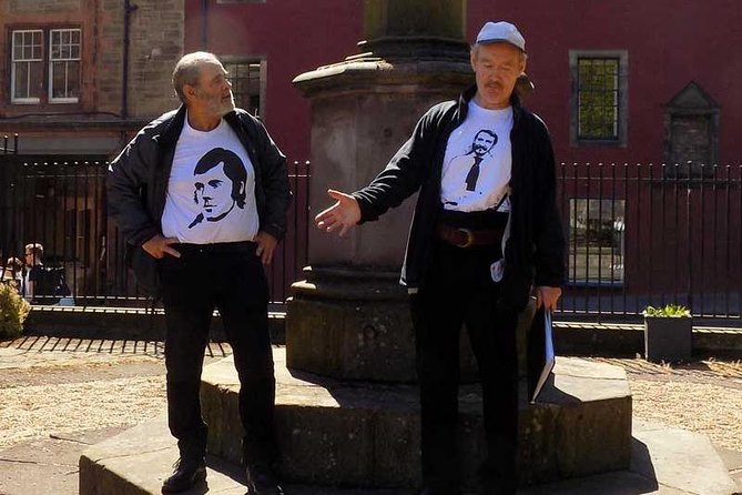 A Royal Mile Walk in the Spirit of Burns and Stevenson