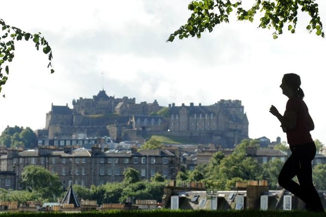 Edinburgh Marathon Festival Running Tour