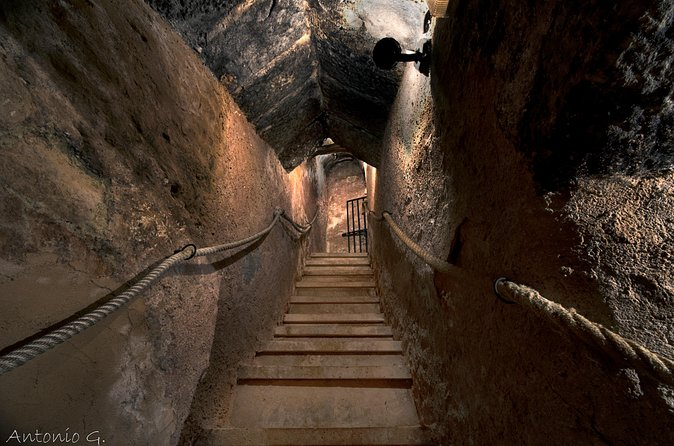 TASTE THE TREASURES from RIBERA DEL DUERO in a SUBTERRANEAN wine Cellar photo 8