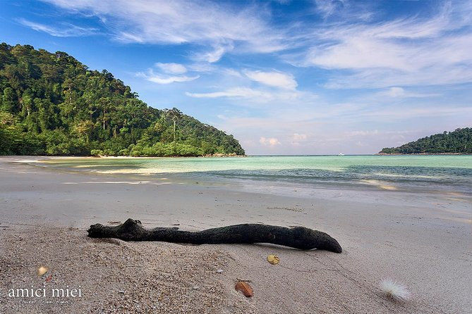 Surin Island tour: 2 days in Tent (Trip Premium Service) from Khao Lak