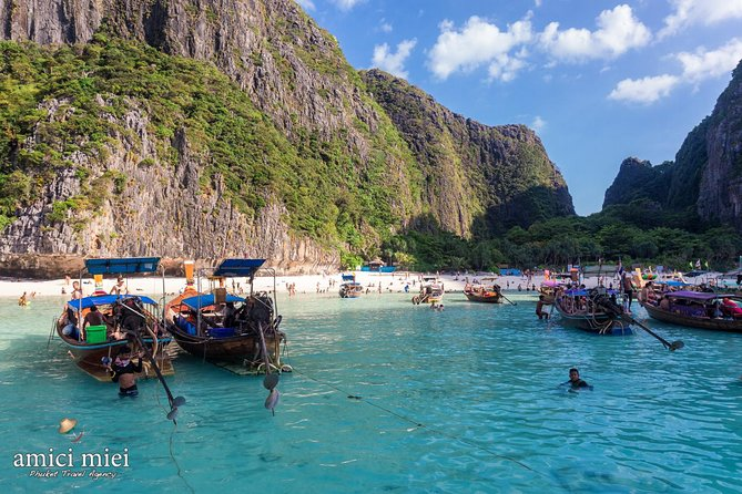 Phi Phi Island, Sunset Romantic Trip, max 25 people