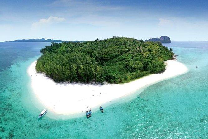 Viagem diurna para as 6 ilhas de Phi Phi saindo de Phuket