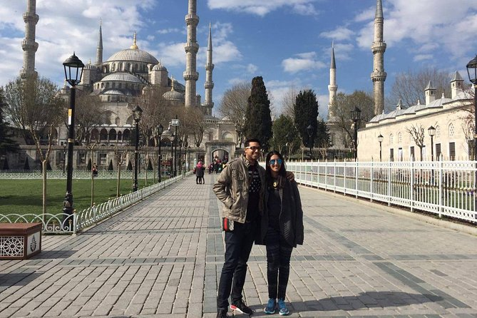 For Cruisers: Highlights of istanbul Private Tour