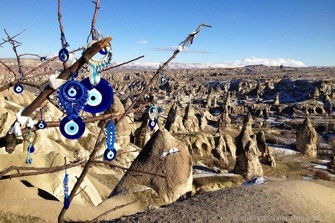 Small Group-Fairy Chimneys of Cappadocia