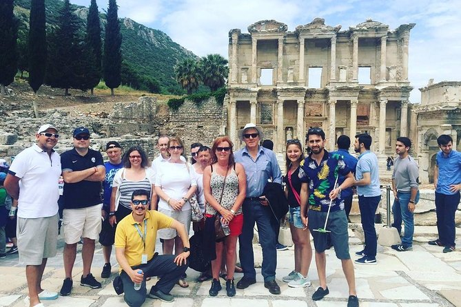 2 days tour to Ephesus and Pamukkale by flight from-to istanbul