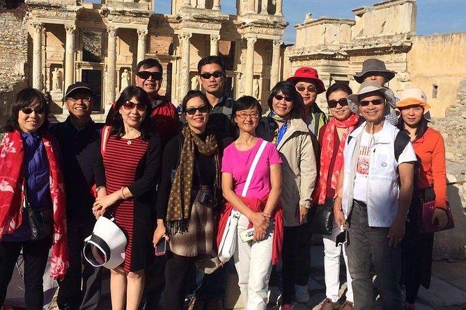 Antiga excursão a Éfeso de / para Istambul