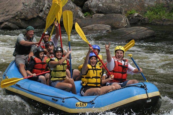 Full-Day Koprulu Canyon Rafting