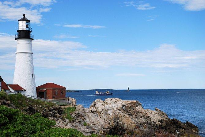 New England Coastal Tour from Boston