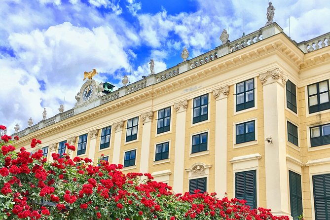 PRIVATE Schoenbrunn Palace and Gardens Guided English Tour
