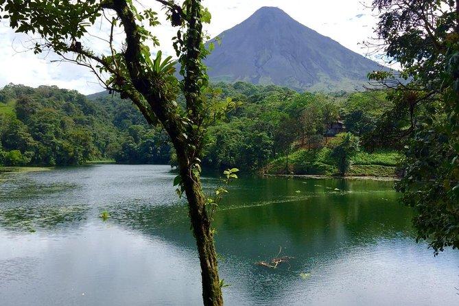 Entrada al Parque Ecológico Volcán Arenal