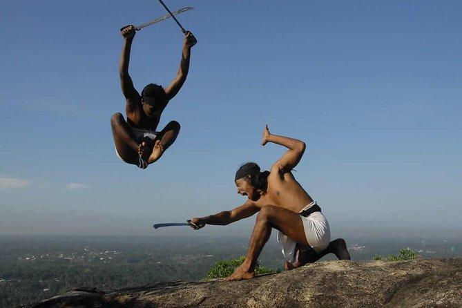 Half-Day Angampora Martial Arts Program