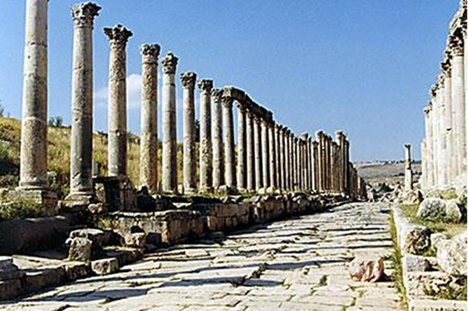Jerash & Ajloun Day Tour (Lunch Included)