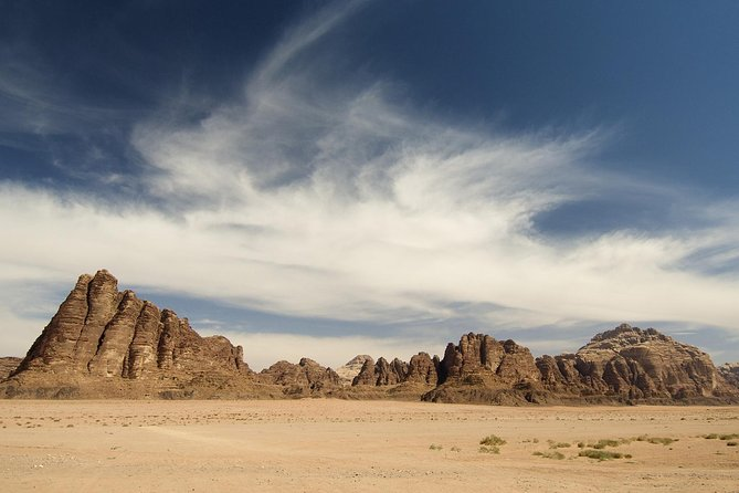 One Night Camping in Wadi Rum (Meals Included) photo 1