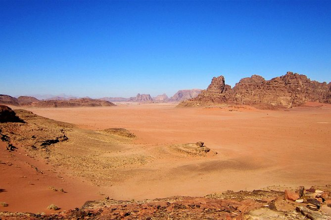 One Night Camping in Wadi Rum (Meals Included) photo 3