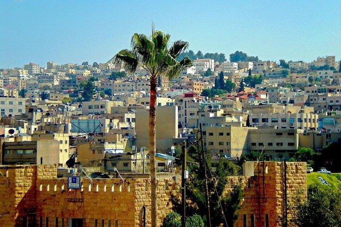 Hills of Amman Walking Tour