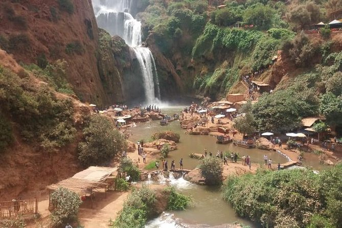 Full Day Trip To Ouzoud Waterfall