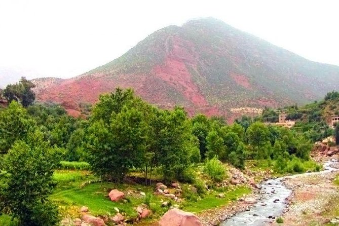 The Atlas Mountains and 4 Valleys Day Trip from Marrakech