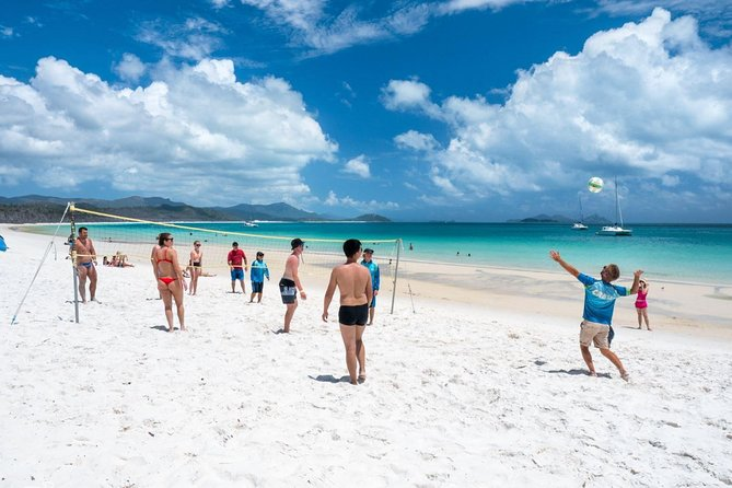 Whitehaven Beach and Hamilton Island Cruise photo 6