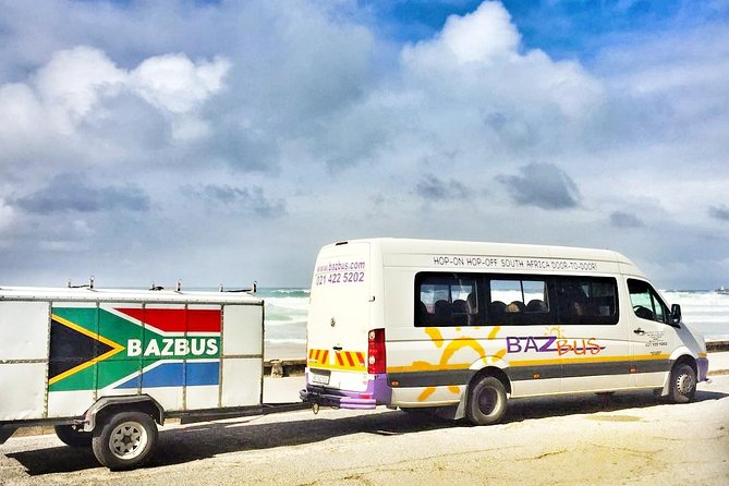 21-Day Pass Hop-on Hop-off Baz Bus Travel Pass-Durban departure photo 7